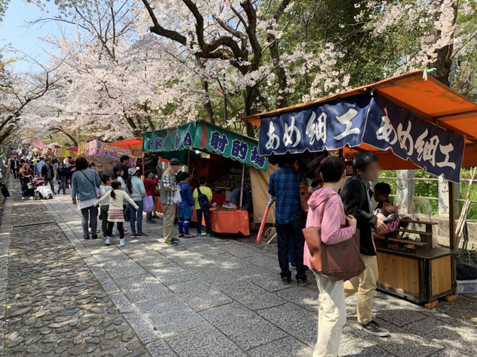 向日市桜まつり2019