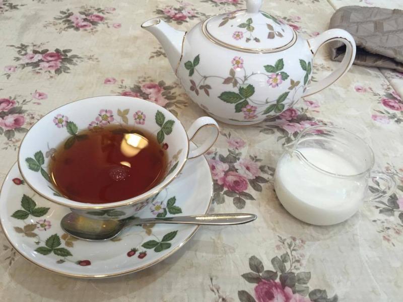 自慢の紅茶