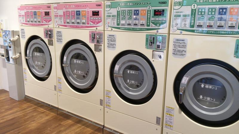 洗濯から乾燥まで全自動タイプ